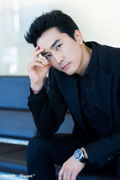 Song Seung Heon. (Foto: Dispatch)