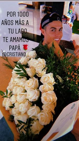Hadiah untuk Cristiano Ronaldo