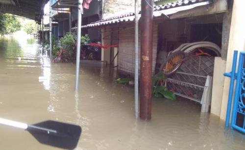 Banjir di Garden City