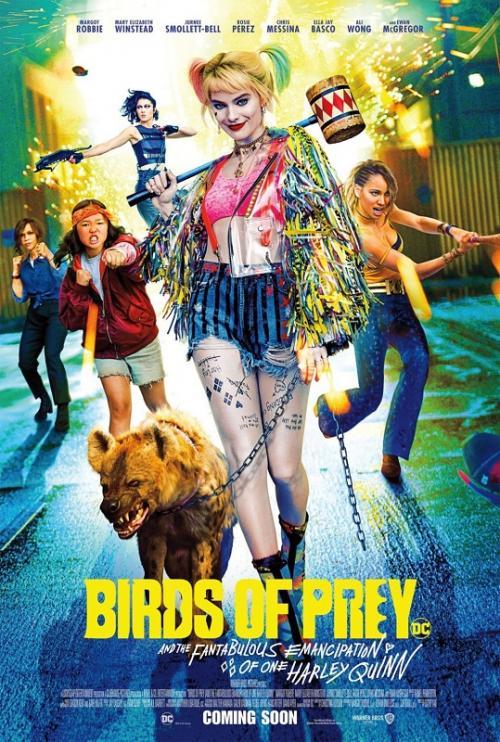 Birds of Prey. (Foto: DC Films)