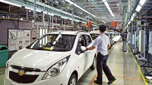 Pabrik Mobil