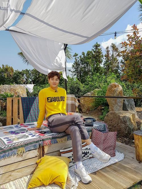 Jung Gun Joo. (Foto: JYP Entertainment)