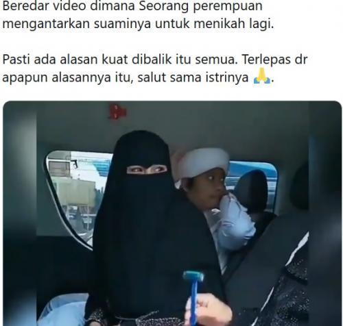 Istri Antar Suami