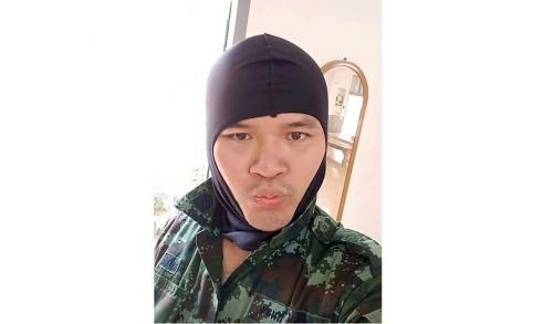 penembakan di thailand. (AFP)