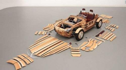 Mobil kayu