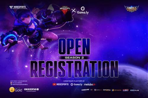 Indoesports League Mobile X Game.ly menggelar turnamen Mobile Legends: Bang Bang.