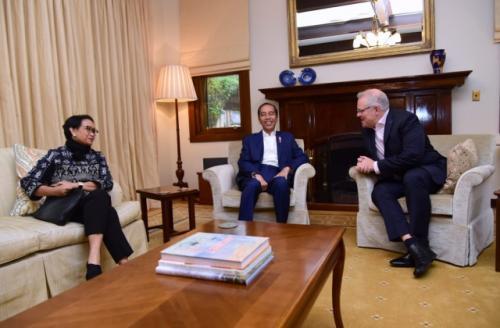 Foto/Biro Pers, Media, dan informasi Sekretariat Presiden