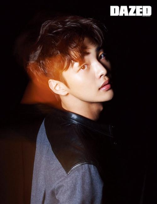 Kim Min Jae. (Foto: DAZED)