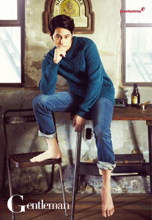 Kim Bum. (Foto: Gentleman)