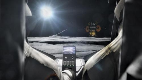 mobil bulan
