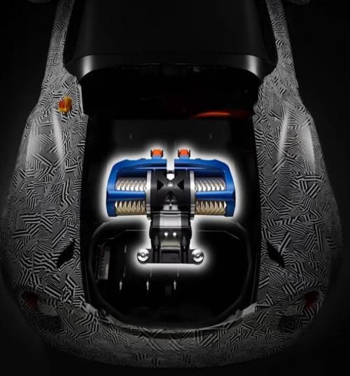 Mobil sport yang menggunakan motor listrik Yamaha