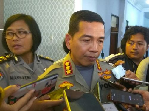 Kapolresta Malang Kota Kombes Leonardus Simarmata (Foto : Okezone.com/Avirista Midaada)
