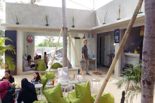 Kafe Unik di Manado