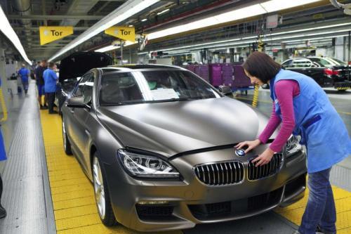 Pabrik BMW