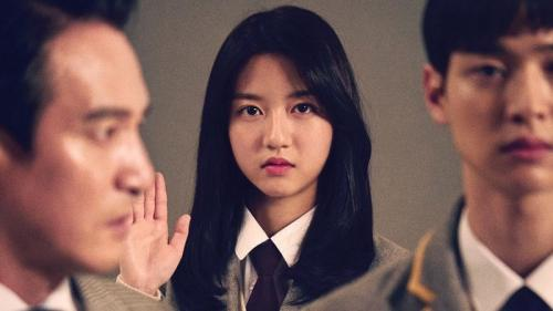 Go Soo Jung di Solomon's Perjury