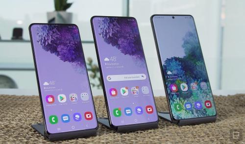 Samsung resmi mengungkap ponsel terbaru Galaxy S20 Series pada 11 Februari.