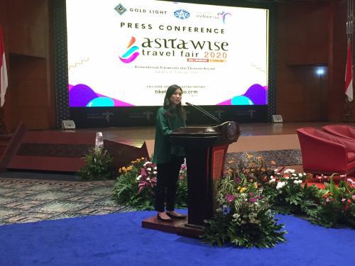 sejatinya dinilai sangat penting untuk mendorong geliat industri pariwisata di Indonesia.