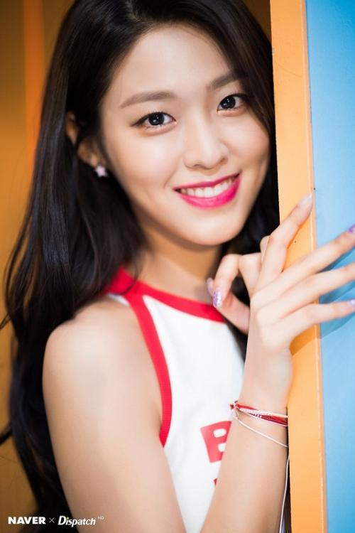 Seolhyun AOA. (Foto: Dispatch)