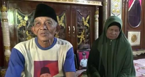 Kisah Inspiratif Penjala Ikan Punya Anak Jadi Anggota TNI, Polri hingga Sekuriti (foto: Okezone/Herman)