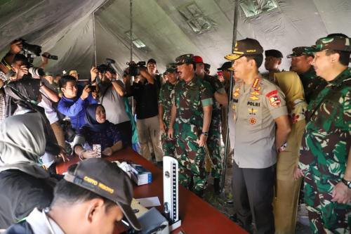 Panglima TNI Marsekal Hadi Tjahjanto Foto: Ist