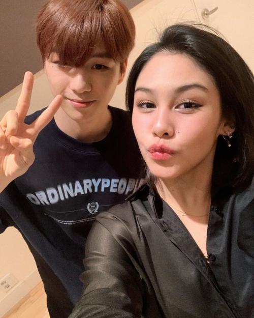 Kang Daniel dan Vanesha