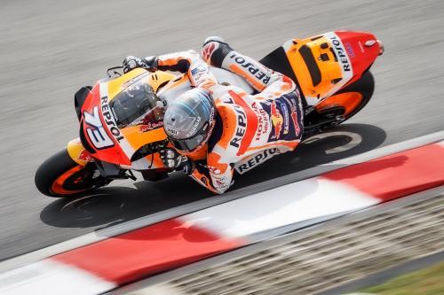 Alex Marquez (Foto: Laman resmi MotoGP)