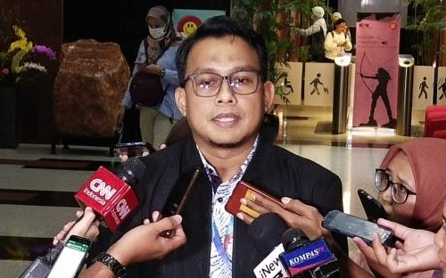 Pelaksana Tugas (Plt) Juru Bicara KPK, Ali Fikri. (Foto : Okezone.com/Arie Dwi Satrio)