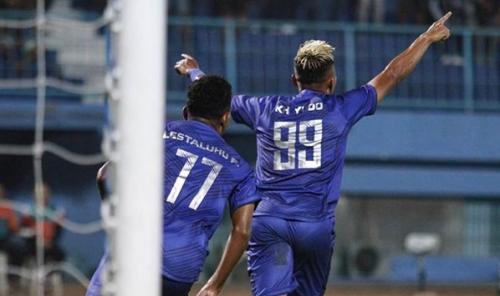 Arema FC (Foto: Instagram/@aremafcoffcial)