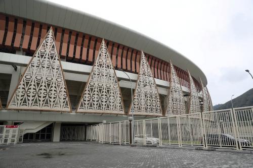 Stadin Utama Papua Bangkit (Kemenpora)