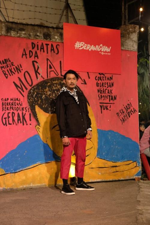 Demi Keluarga Rio Dewanto Tak Takut Investasi Bodong Okezone
