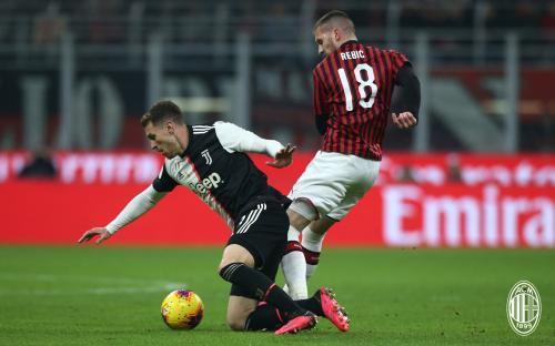 AC Milan vs Juventus