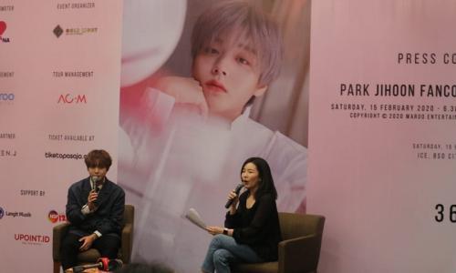 Park Ji Hoon. (Foto: Dispatch)