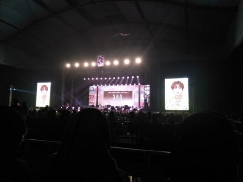 Fancon Park Ji Hoon. (Foto: Okezone/Rena Pangesti)