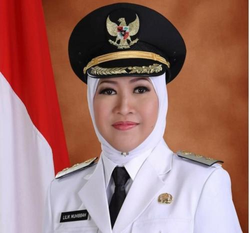 Wakil Wali Kota Kediri Lilik Muhibbah (Dok Pemkot Kediri)