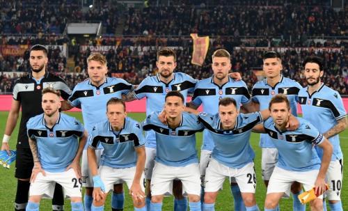 Lazio sedang melaju kencang di Liga Italia 2019-2020 (Foto: Lazio)