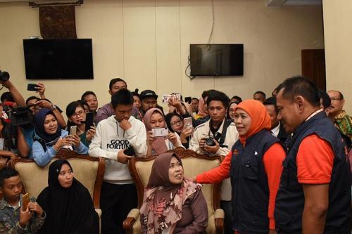 Gubernur Jawa Timur Khofifah Indar Parawansa. (Foto: Istimewa)