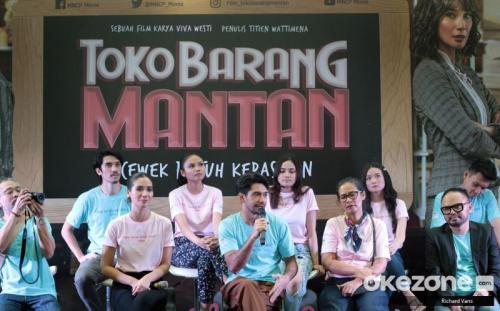 Press Screening Toko Barang Mantan