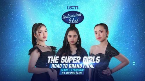 3 Besar Indonesian Idol