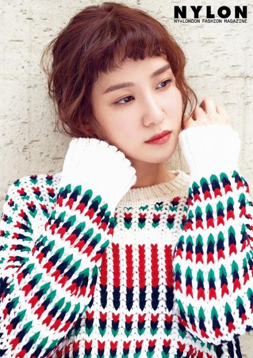 Park Eun Bin. (Foto: NYLON)
