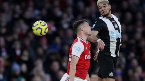 Arsenal vs Newcastle United (Foto: Premier League)