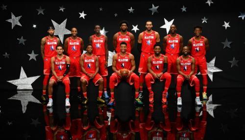 Tim Giannis di NBA All-Star 2020