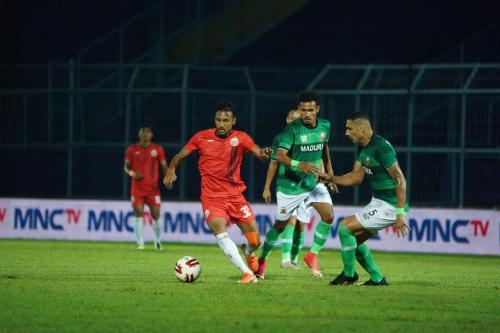 Persija Jakarta sukses menaklukkan Madura United (Foto: Media Persija)