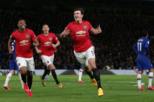 Man United menang 2-0 atas Chelsea (Foto: Premier League)