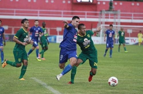 Persebaya Surabaya menang 4-2 atas Arema FC (Foto: Instagram/Arema FC)