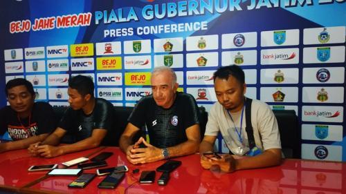 Pelatih Arema FC, Mario Gomez