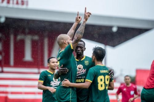 Persebaya Surabaya menantang Persija di Final (Foto: Persebaya)