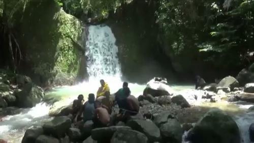 Air terjun Cambang Cui, Sulsel
