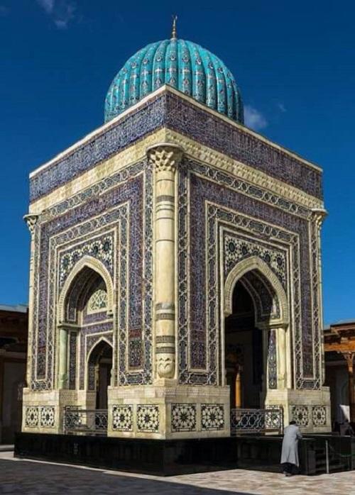 Mausoleum Imam Al Bukhari