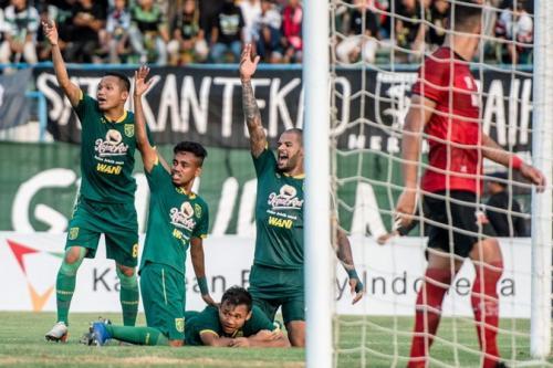 Persebaya Surabaya akan menghadapi Persija Jakarta (Foto: Persebaya)