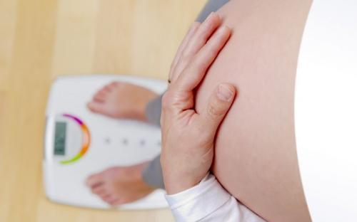obesitas hamil